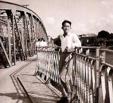 Cầu Trường Tiền cách đây 50 năm