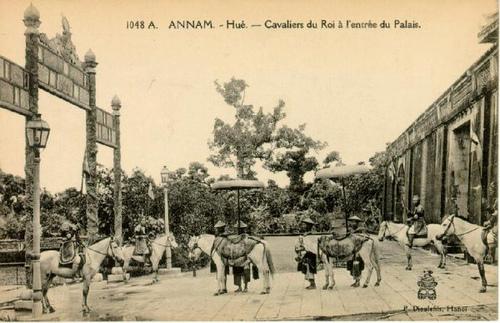 Quân đội nhà Nguyễn mã binh