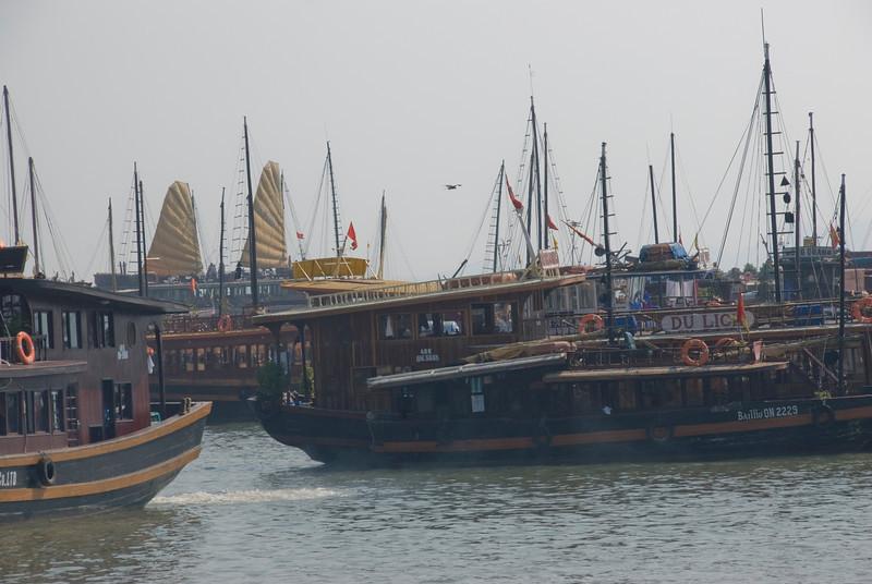 ships-in-harbor-ha-long-bay-vietnam