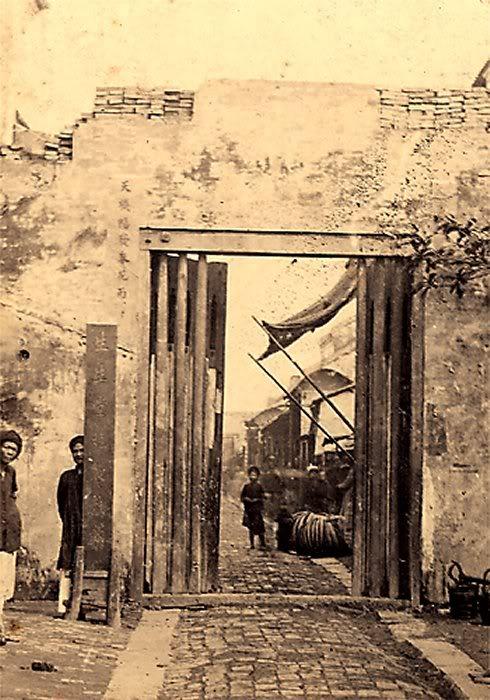 Một cổng thành