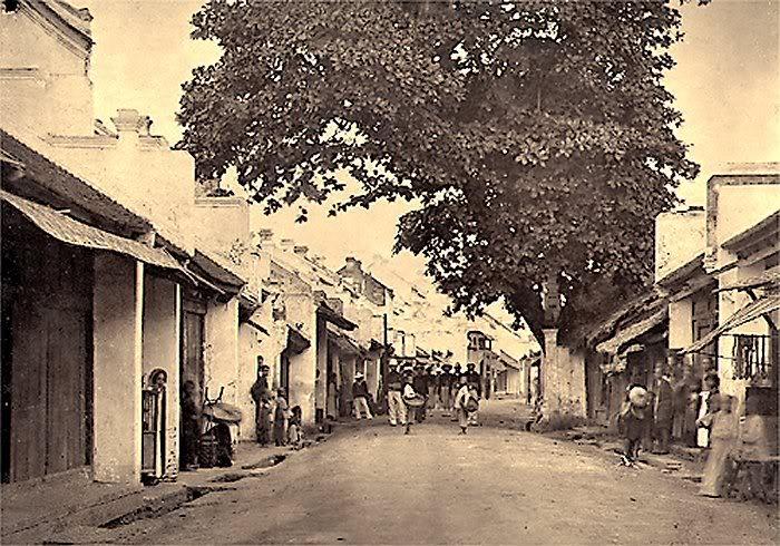 Phố cổ Hà Nội xưa - Ha Noi old town