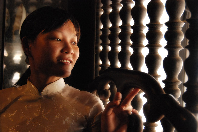 The Girl from Hoi An