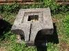 Sinh thực khí nữ (Yoni) tại Mỹ Sơn.
