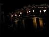 chùa cầu về đêm