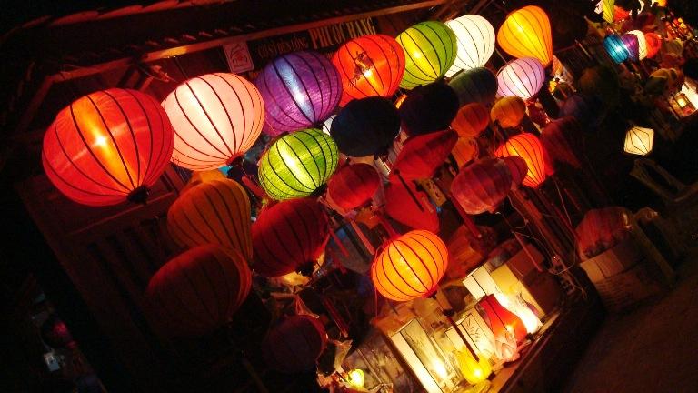 Hoi An lantern - Lồng đèn Hội An