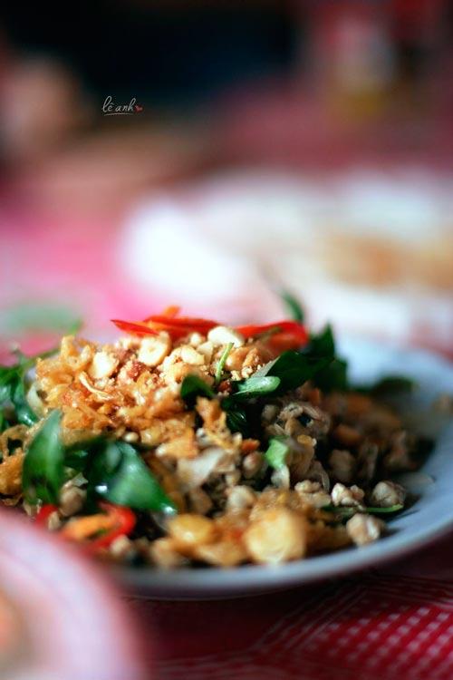 Những món ăn đặc sản đậm chất Miền Trung