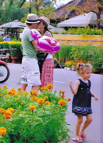 """""""Hạnh phúc"""" qua ống kính của Đinh Văn Bằng"""